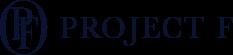 ProjectF 株式会社|女性に新しい働き方と、生き方を。 ロゴ